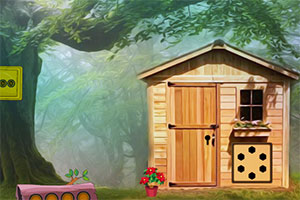 逃出森林小木屋