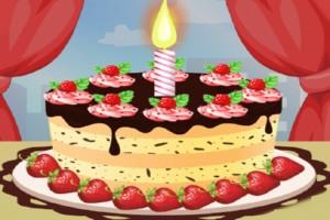 超美味的大蛋糕