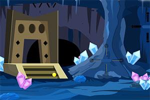 逃出神秘水晶洞穴