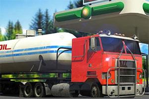 油罐卡车找轮胎