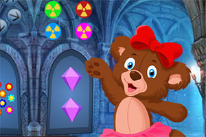 救援爱跳舞的熊