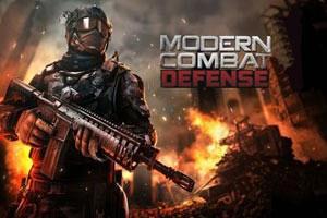 现代战争防御战
