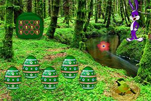复活节森林营救