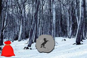逃离白雪森林