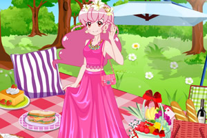 小魔仙假日野餐