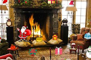 美好圣诞节找物品