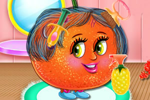 有趣的水果沙龙