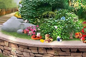 秘密花园之看名称找物品