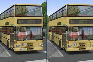 大型巴士找不同