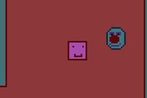 紫色方块冒险