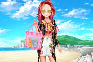 甜美奥莉海滩度假