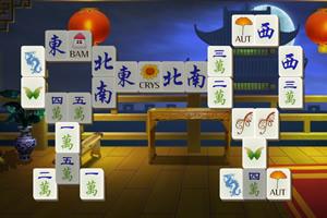 中国庙宇麻将