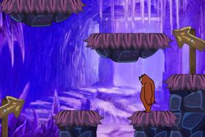 熊出没洞穴探险