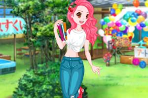 <a href='/game/5795.html'>可爱女孩休闲装扮</a>