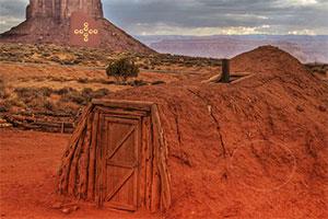 沙漠中寻宝