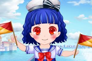 小艾比当海军