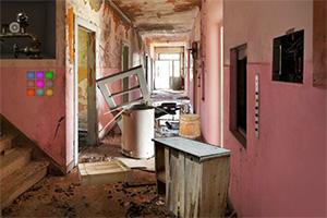 老旧废弃楼房逃脱5