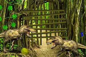 侏罗纪时代逃生