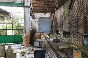 废弃工厂逃脱11