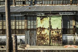 废弃工厂逃脱13