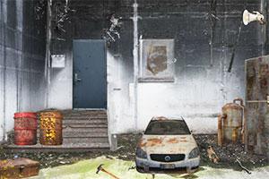废弃工厂逃脱15