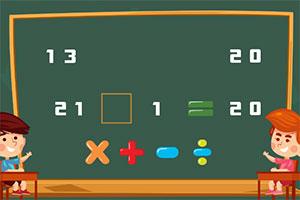 儿童算术题
