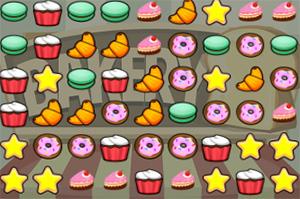 面包店甜品
