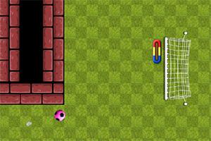 足球进球框