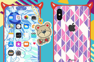 Iphone手机装扮