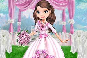 苏菲亚的婚纱