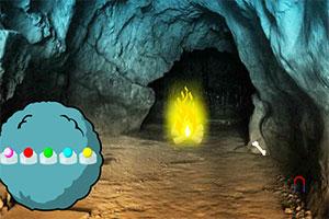 洞穴陷阱逃生