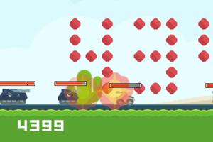 小坦克大战争