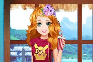 奥莉的夏威夷之旅