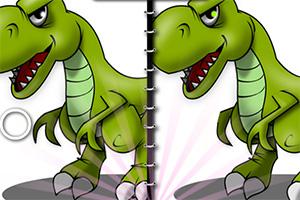 小恐龙来找茬