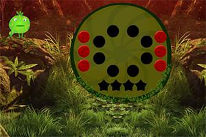 逃离外星人森林