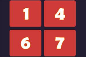 算术24点