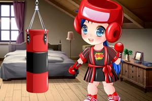 卡哇伊拳击手
