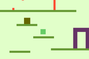 小方块迷宫