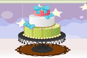试试美味大蛋糕