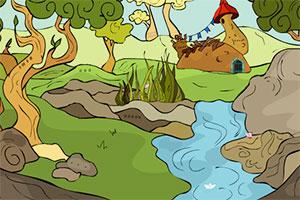 森林秘境救援