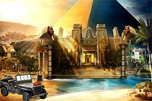 逃离金字塔王国