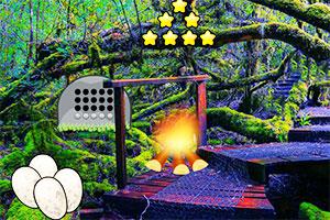 逃离金色蜜蜂森林