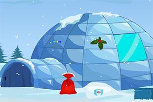逃离雪地堡垒