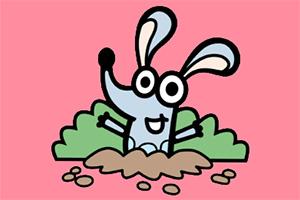 小老鼠图画册
