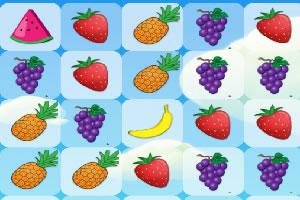 经典水果对对碰