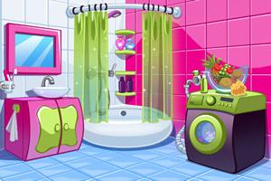 清理宝宝的房间