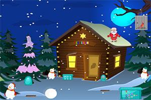 圣诞老人大逃离
