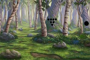 神像森林逃生