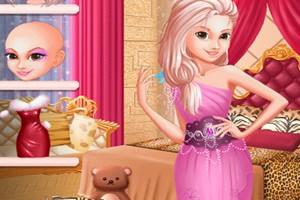冰雪公主�b扮