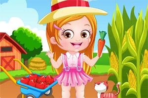 小宝贝的农场生活